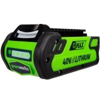 Аккумулятор Greenworks G-MAX 40V 2 А/ч