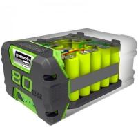 Аккумулятор GreenWorks 80В, 2 Ач LiIon