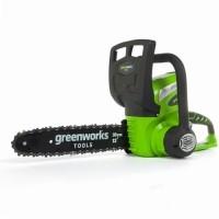 Аккумуляторная пила GreenWorks G40CS30