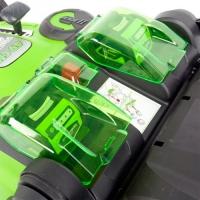 Аккумуляторная газонокосилка GreenWorks G40LM49DB