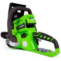Аккумуляторная пила GreenWorks G24CS25K2