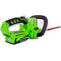 Аккумуляторный кусторез GreenWorks G24HT57