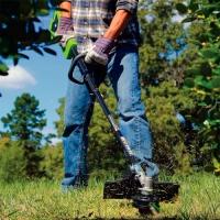 Аккумуляторный триммер GreenWorks GD40BC
