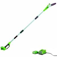Аккумуляторный высоторез GreenWorks G24PS20K2