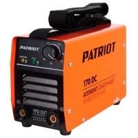 Аппарат сварочный PATRIOT 170DC MMA