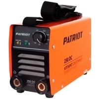 Аппарат сварочный PATRIOT 250DC MMA Кейс