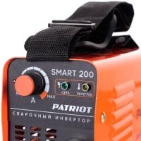 Аппарат сварочный PATRIOT SMART 200 MMA