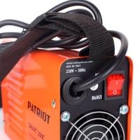 Аппарат сварочный PATRIOT SMART 200C MMA