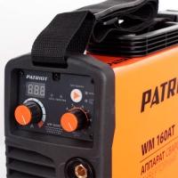 Аппарат сварочный PATRIOT WM 160AT MMA
