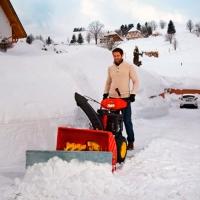 Cнегоуборочная машина WG Ambition