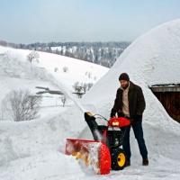 Cнегоуборочная машина WOLF-Garten Ambition