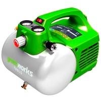 Электрический воздушный компрессор Greenworks GAC6L
