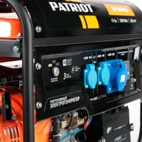 Генератор бензиновый PATRIOT GP 6510LE