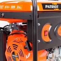 Генератор бензиновый PATRIOT SRGE 5500