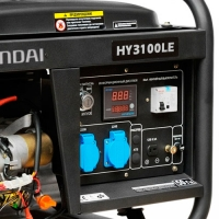 Генератор Hyundai HY 3100LE