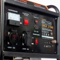 Генератор инверторный PATRIOT MaxPower SRGE 2700i