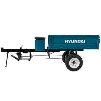 Тележка прицепная Тr1200 к мотоблоку HYUNDAI