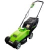 Аккумуляторная газонокосилка GreenWorks G40LM35K2