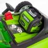 Аккумуляторная газонокосилка GreenWorks G40LM40K2X