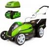 Купить Аккумуляторная газонокосилка G40LM45K2X