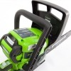 Аккумуляторная цепная пила GreenWorks G40CS30K2