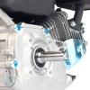 Двигатель PATRIOT P170FB