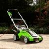 Электрическая газонокосилка GreenWorks GLM1240