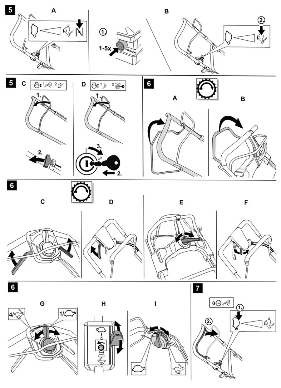 lawn mower instruction manual