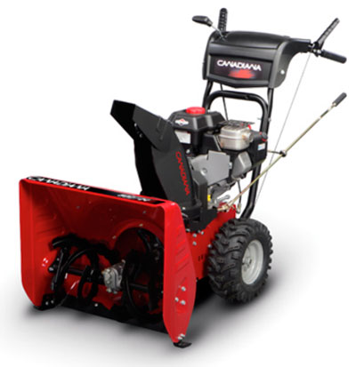 "Canadiana 24"" Snowthrower"