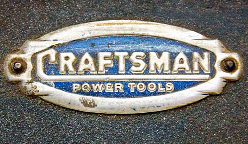 Craftsman Power Tools 1937