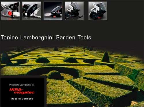 тонино ламборджини-садовая техника
